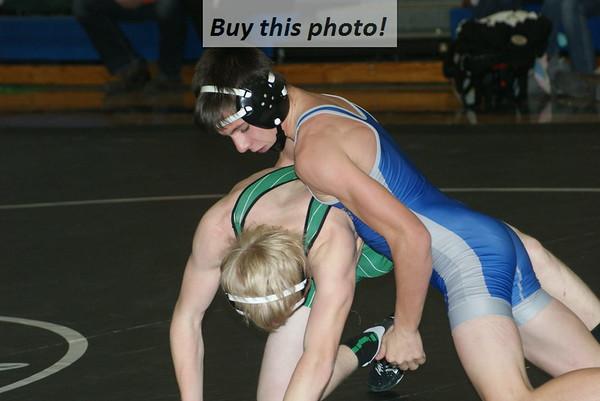 BBE wrestling v. Paynesville 12-09
