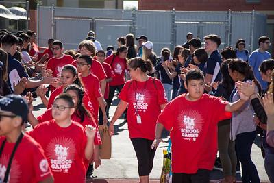Special Olympics School Days 2016