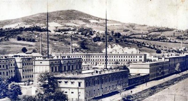 Vojna kasarna, 1937. godine