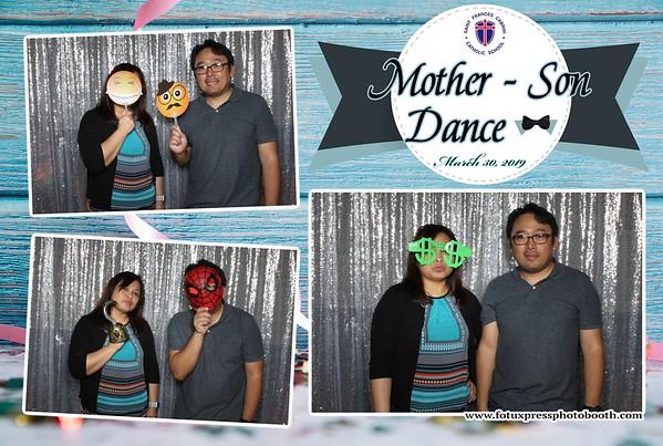 SFC Mother Son Dance 2019
