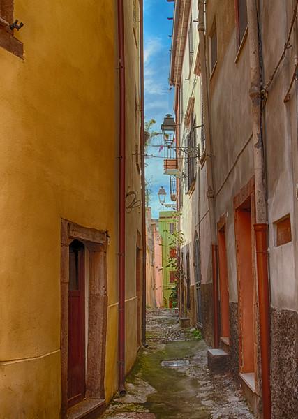 Bosa Sardinia