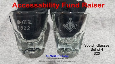 Scotch Glasses
