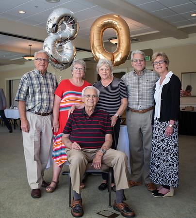 Dad's 80th!