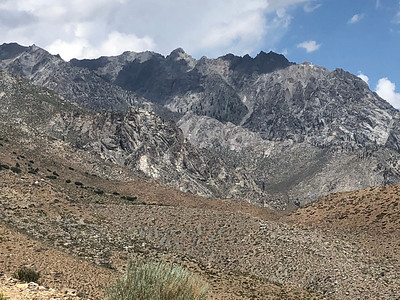 Sardine Canyon, July 2018