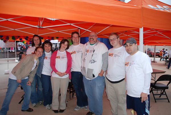 Walk MS: San Antonio 2011 Event Photos
