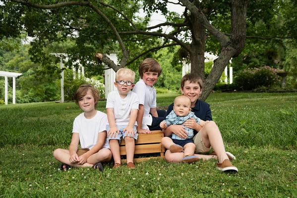 Enstrom Extended Family 2020