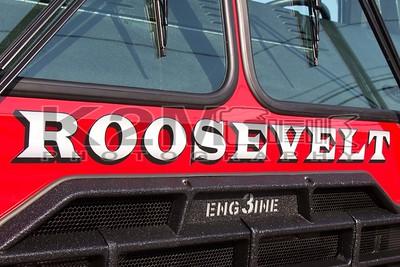 Roosevelt Engine 733 [7-27-16]