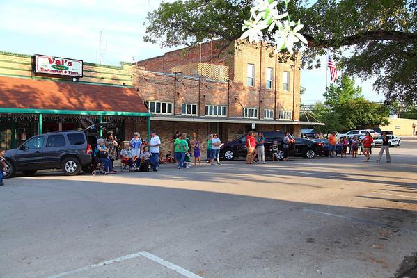 Homecoming Parade 2012