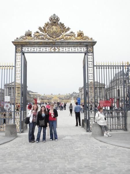 Day 8- Versailles