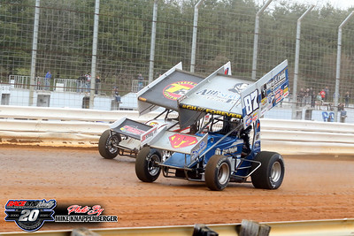 Lincoln Speedway - 03/14/20 - Mike Knappenberger
