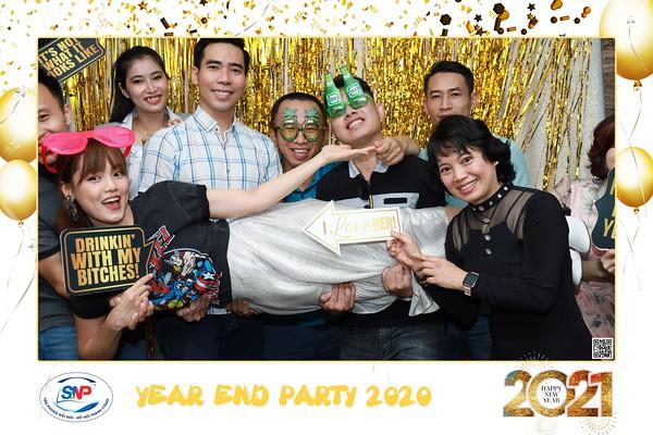 SNP   Year End Party 2020 instant print photo booth @ Landmark 81   Chụp hình in ảnh lấy li�n Tất niên 2020 tại TP Hồ Chí Minh   WefieBox Photobooth Vietnam