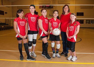 Red Hots (Volleyball)