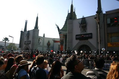 2005 June 27 War of the Worlds Premiere