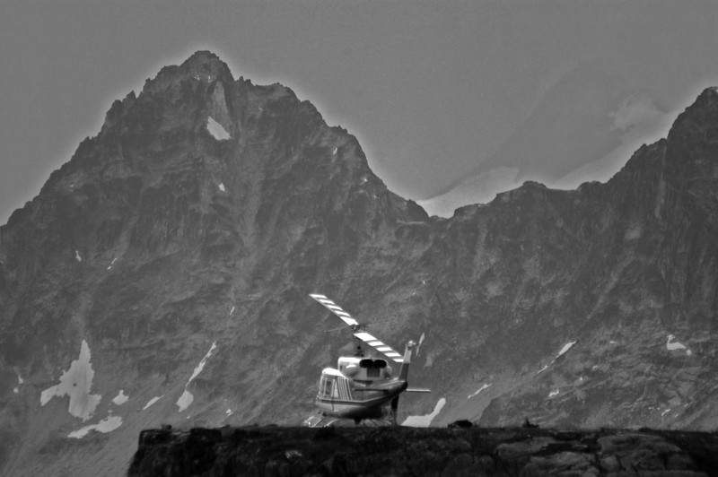 Heli parking on International pass B+W 1 Big .jpg