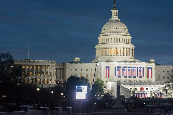 Presidential Inauguration - January 20, 2017
