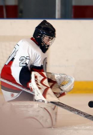 Canandaigua Academy vs  Pittsford  in Hockey