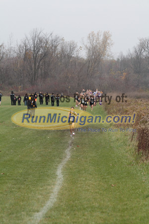 Girls - 2014 MHSAA XC LP Regional 26-3