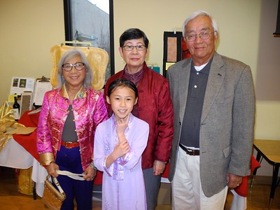 Chinese Community Church New Year Banquet, 3/1/15