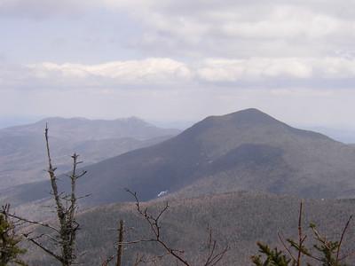 Tripyramids hike: April 24