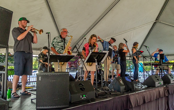 Set two: Loose Change at the Beer Garden Festival 2019 Friday