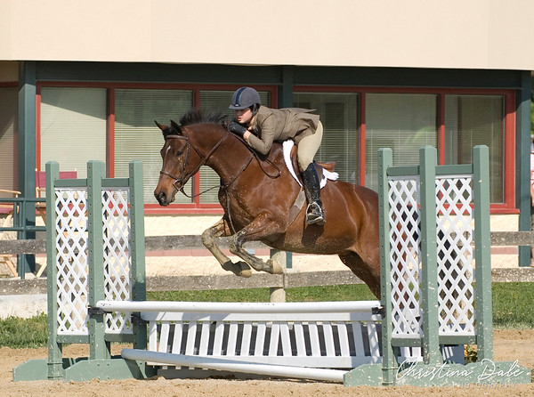 Warm-up Over Fences 2'