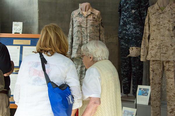 10. Women's War Memorial