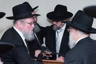 Rav Geller Siyum Shas Yerushalmi