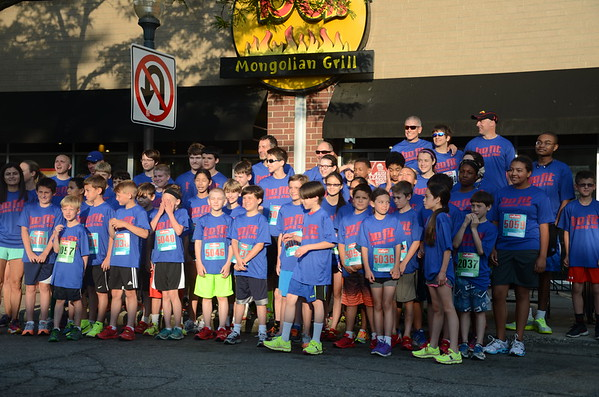 BeFit Running Club at 2015 Oak Apple Run