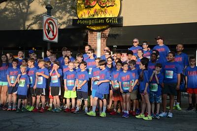 BeFit Running Club at 2015 Oak Apple Run
