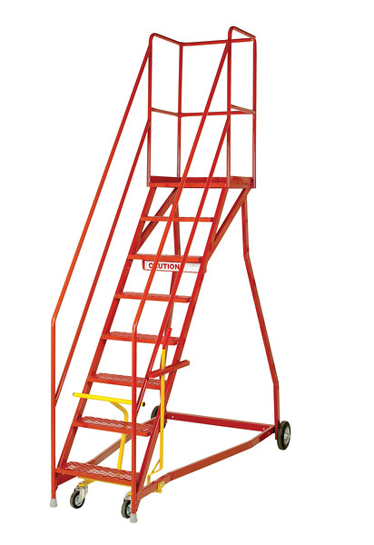 Extra Heavy-Duty Mobile Safety Steps [2025-003]