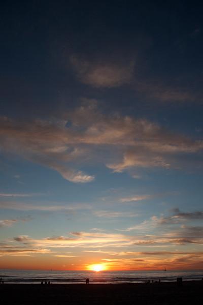 Sunset Venice Beach LA