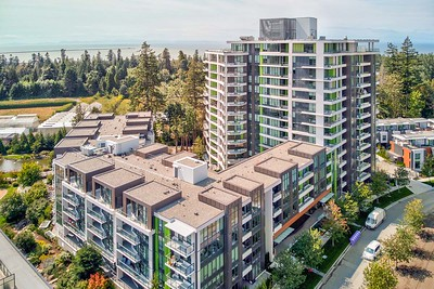 1206 - 3533 Ross Drive, Vancouver