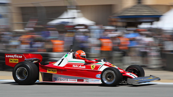 2015 Monterey Motorsports Reunion - Various Groups (Saturday)  - on track