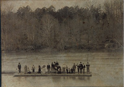 """The History of Cornelius: The Conard Collection"" - Catawba River/Creation of Lake Norman"