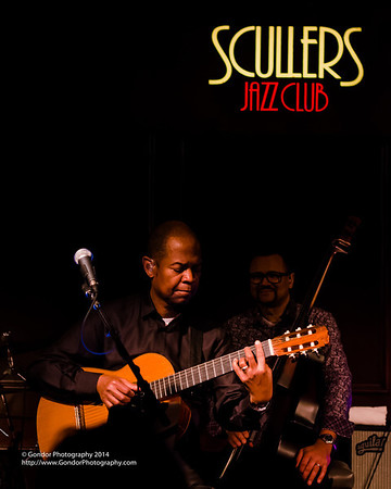 Earl Klugh at Scullers Jazz Club