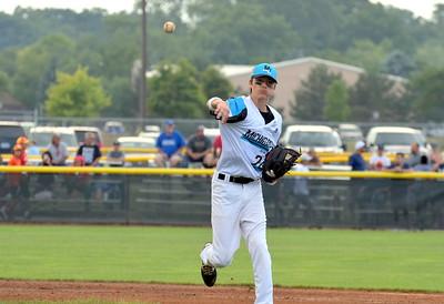 Sports - Taylor vs. Florida at Junior League World Series