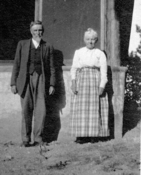 John & Josephine Mapes