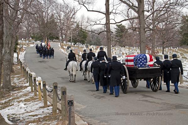 Arlington National Cemetery 2/4/11