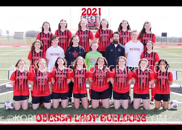 2021 OHS Girls Soccer