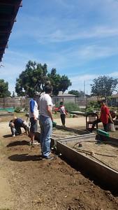 2019.4.14 - Willowbrook Community Garden - Irrigation Installation
