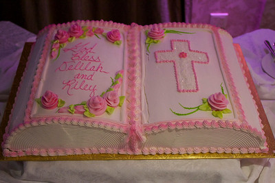 Delilah Shea & Riley Rose's Christening/Communion May 2,2015
