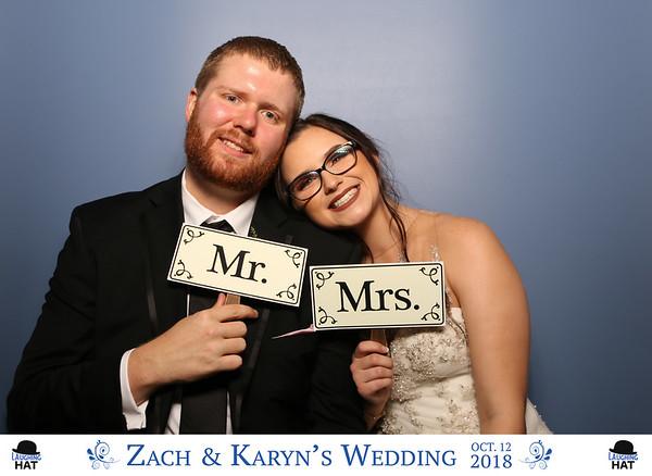 Zach & Karyn's Wedding