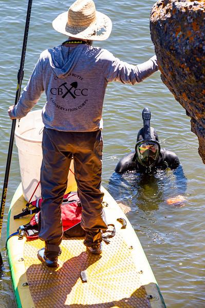 Lake Irwin Cleanup 9-2-20
