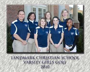 Varsity Girls Golf