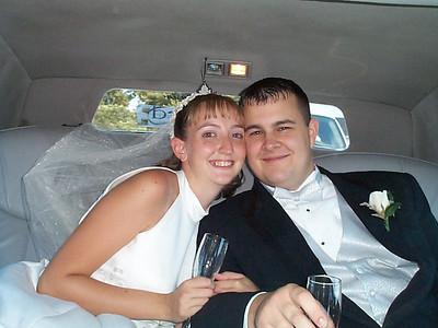 Jeff & Sheridan's Wedding - August 10, 2002