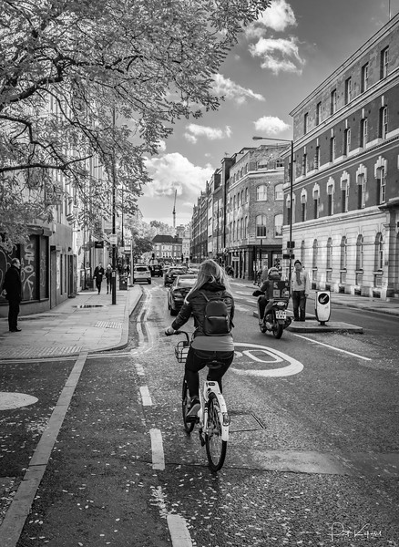 Commuters – London