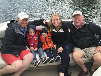 Buckhorn lake 2015