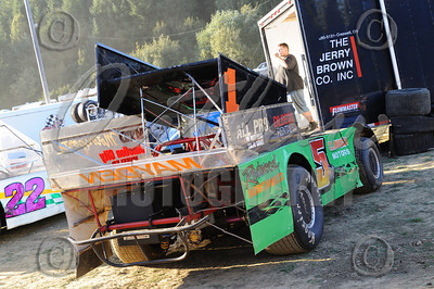 Coos Bay Speedway - Dirt Oval - Sep 26, 2009
