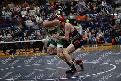 2020 Manson Wrestling: Quarterfinals