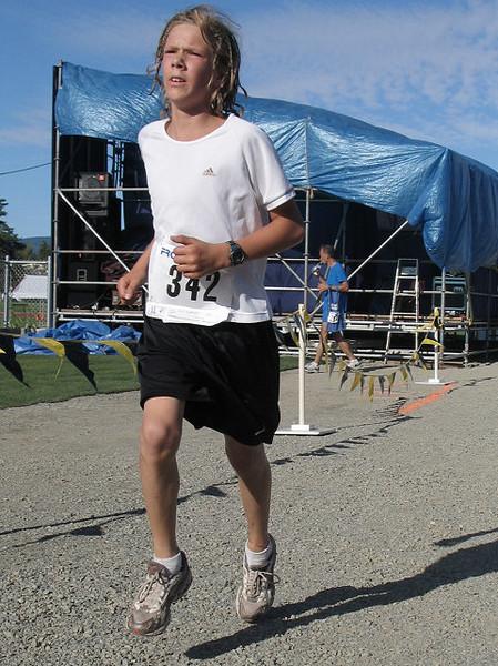 2005 Run Cowichan 10K - Jonathan Withey